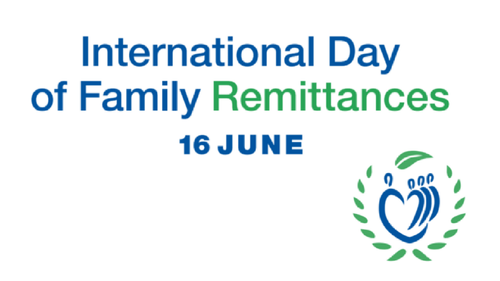 International Day of Family Remittances today