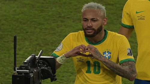 Neymar's Brazil beat Peru with 4-0 goals