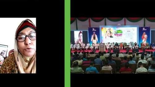 ডিজিটাল বাংলাদেশ বিনির্মাণে স্বেচ্ছাসেবক লীগকে আহ্বান