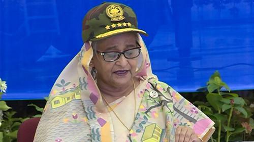 'যেকোনো দুর্যোগ মোকাবিলায় সেনাবাহিনী সদা প্রস্তুত থাকবে'