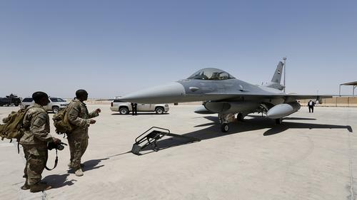 US to sale F-16s, missiles to the Philippines