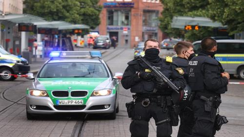 Three killed in knife attack in Germany