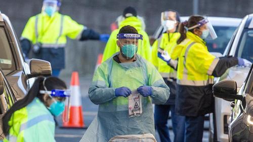 Fresh Covid outbreaks across Australia
