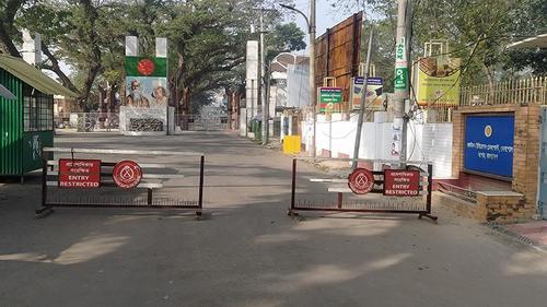 বাংলাদেশ-ভারত স্থল সীমান্ত আরো ১৪ দিন বন্ধ