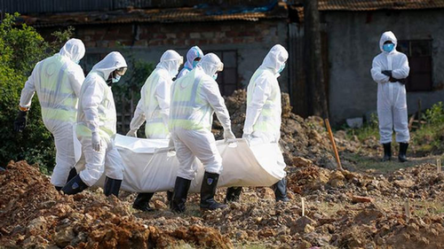 More 104 people die, 8364 infected & 3570 recovered