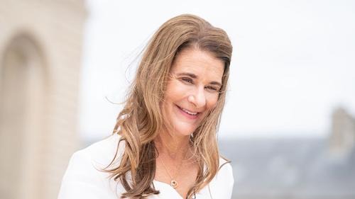 Melinda Gates' first public appearance after divorce announcement