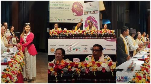 সাহিত্যিক রাবেয়া খাতুনকে জয়িতা ফাউন্ডেশন চলচ্চিত্র উৎসব উৎসর্গ