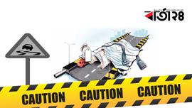 বেনাপোলে ট্রলিচাপায় মোটরসাইকেল আরোহী নিহত