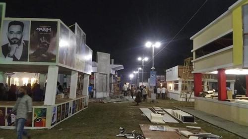 আজ পর্দা উঠছে বইমেলার, প্রবেশ পথে 'নো মাস্ক-নো এন্ট্রি'