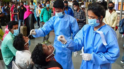 Record 4 lakh covid cases in India