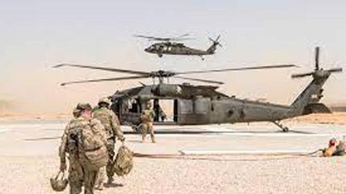 US starts withdrawal of troops from Afghanistan