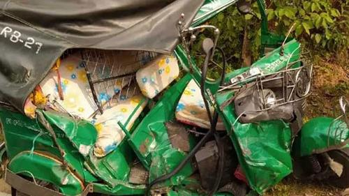 Five of a family killed in Sylhet road accident