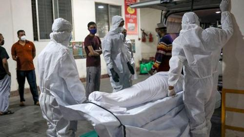 India reports record 3,689 deaths in 24 hours