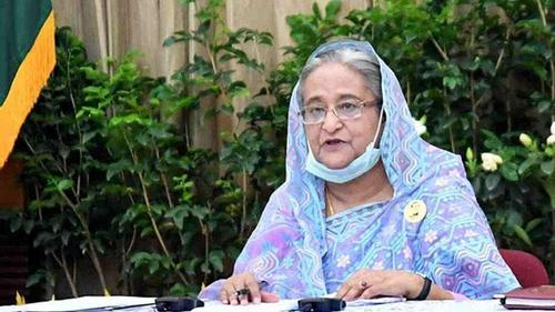 Awami League always stand by the distressed people: PM