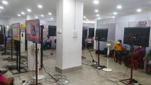 কলকাতায় ফাঁকা হচ্ছেবিজেপির নির্বাচনী কার্যালয়