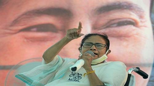 Now Mamata is the first alternative of anti –BJP in India