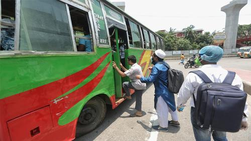 Public transport can operate within cities on May 6: Quader