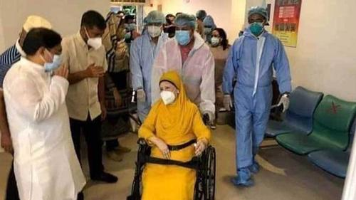 Khaleda Zia shifted to CCU