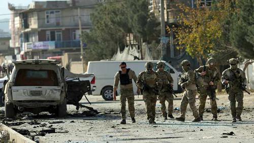 7 US soldiers killed in Afghan blast