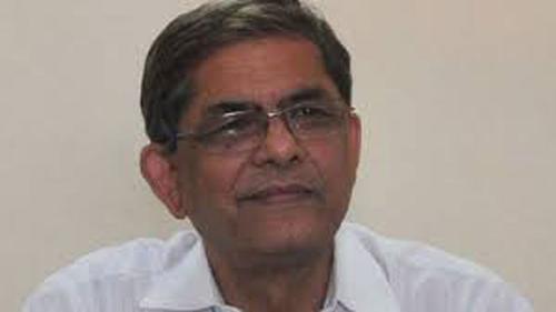 খালেদা জিয়া দ্রুত সুস্থ হয়ে উঠবেন: ফখরুল