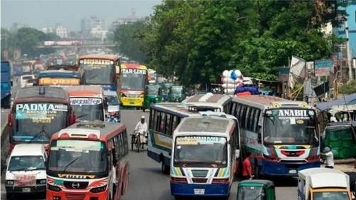 Public transport to run from Thursday