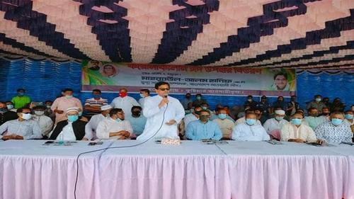 Sheikh Hasina's order none will have starve: Hanif