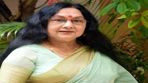 Actress Sandhya Ray hospitalized