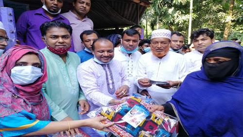 চাটখিল- সোনাইমুড়ীতে ঈদ উপহার পেল ২৫হাজার পরিবার