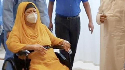 Khaleda Zia becomes Corona free