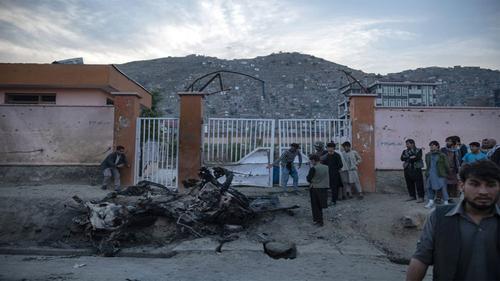 Afghan school blast toll rises to 58