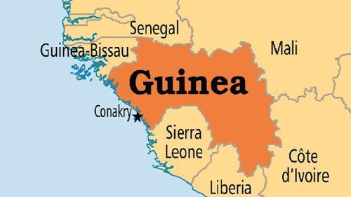 15 killed in landslide at Guinea gold mine