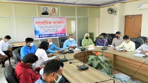 করোনা শনাক্তে 'সাইবারগ্রিন পদ্ধতি' উদ্ভাবন, খরচ ১৪০ টাকা