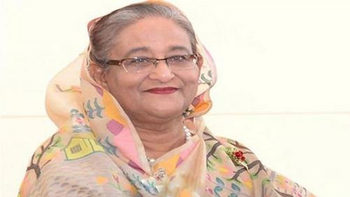 PM greets FFs with gifts on Eid