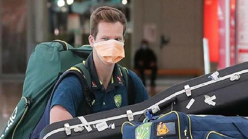 Smith, Warner finally reach Australia