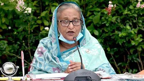 None can distort Bangladesh's history: PM