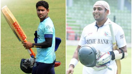 Cricketer Imrul Kayes and Tushar Imran corona positive