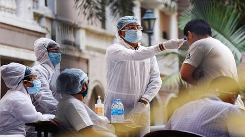 India sees lowest COVID-19 cases in 45 days