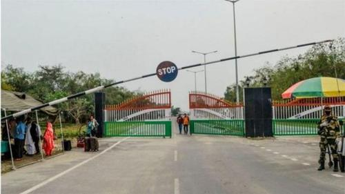 The duration of border closure with India is extended further