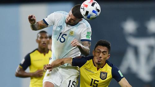 Copa America will not be in Argentina