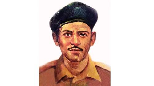 Today is the 50the martyrdom anniversary of Bir Shrestha Nur Mohammad