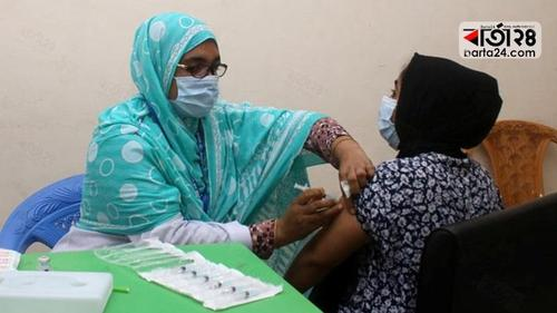 Second dose of mass vaccination begins from Tuesday
