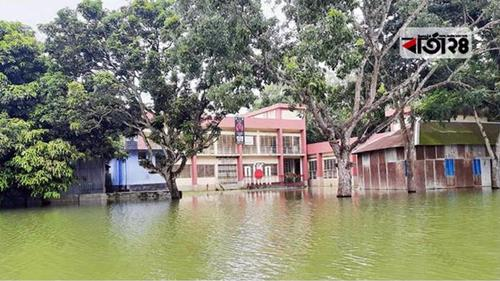 How classes in waterlogged educational institutions will commence on schedule?