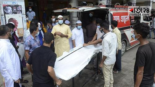 More 38 people die, 2325 get covid & 3856 recovered