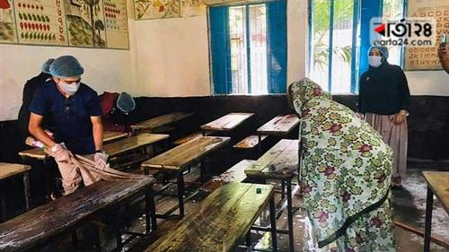 Sunday morning will end long closure of schools bringing unending excitements