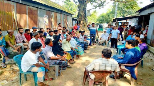 ধামরাইয়ে শিক্ষকসহ ১২ জনের বিরুদ্ধে মামলা প্রত্যাহার দাবি