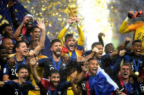 বিশ্বকাপের ২১ চ্যাম্পিয়ন