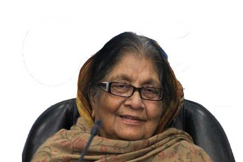 নৌকা মার্কায় ভোট দিন: সাজেদা চৌধুরী