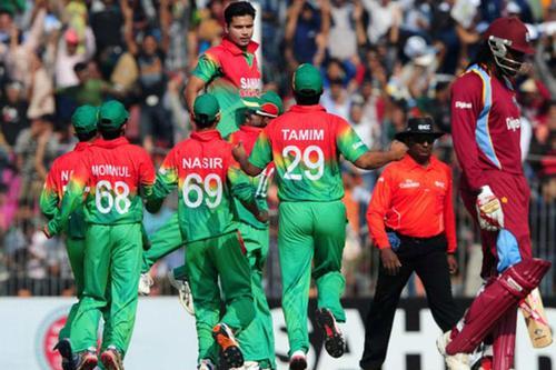 নভেম্বরে বাংলাদেশ সফরে উইন্ডিজ ক্রিকেট দল