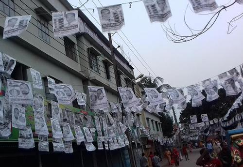 গাজীপুর সিটি নির্বাচনে আবার প্রচার শুরু