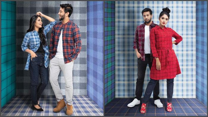 Grameen UNIQLO's Flannel Collection